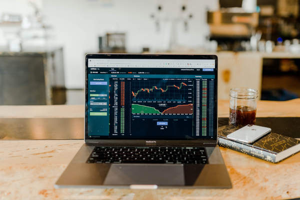 Trading mit Notebook