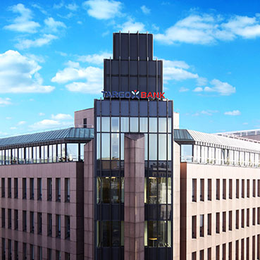 Targobank Hauptgebäude Verwaltung Düsseldorf